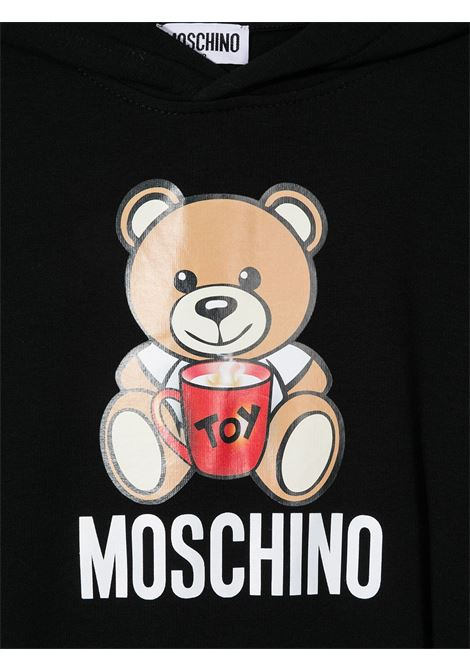 MOSCHINO KIDS | Felpa | HUF03XLDA1460100
