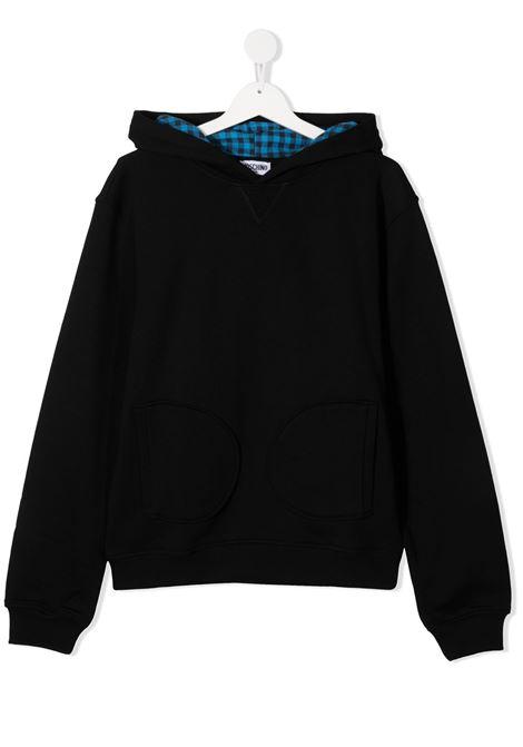 MOSCHINO KIDS | Sweatshirt | HUF04CLCA1460100T