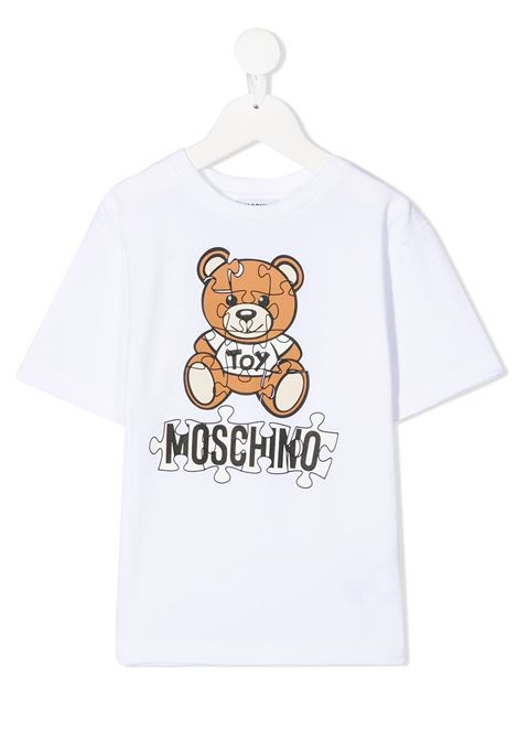 MOSCHINO KIDS | T-shirt | HUM02XLBA1110101