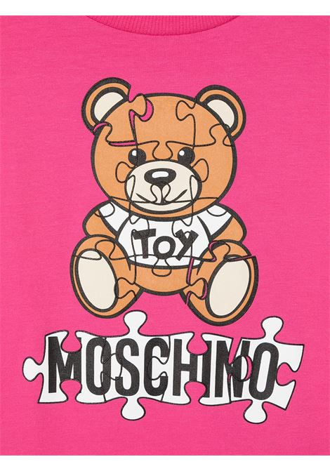 MOSCHINO KIDS | T-shirt | HUM02XLBA1150569