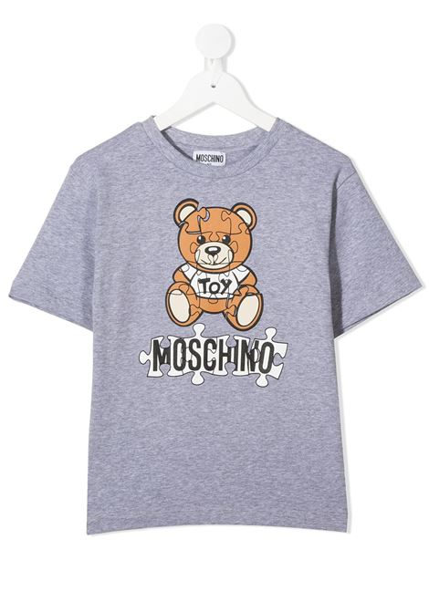MOSCHINO KIDS | T-shirt | HUM02XLBA1160901