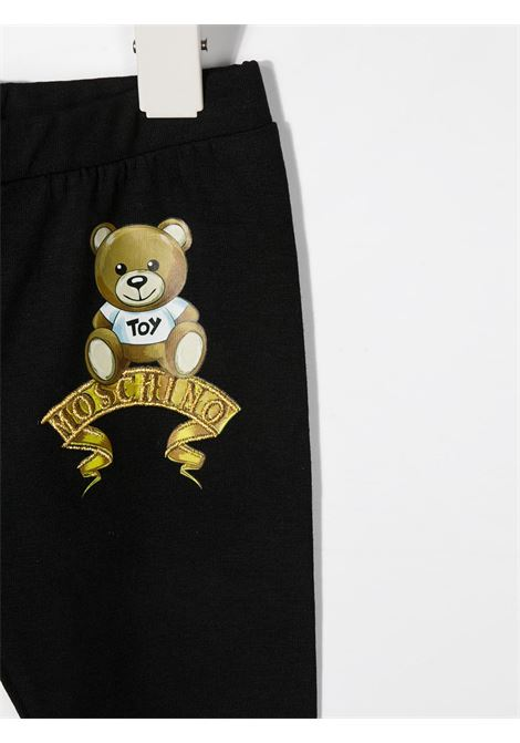 MOSCHINO KIDS | Leggins | M1P02BLBA1160100