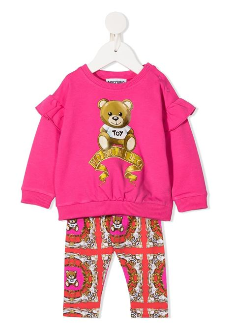 MOSCHINO KIDS | Suit | MDK01PLBB4183233