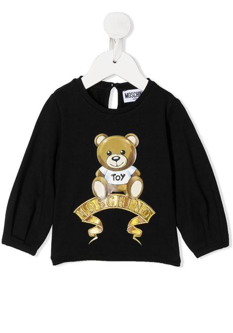 MOSCHINO KIDS | T shirt | MDO002LBA1160100