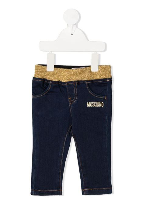 MOSCHINO KIDS | Trousers | MDP02ILXE2440016