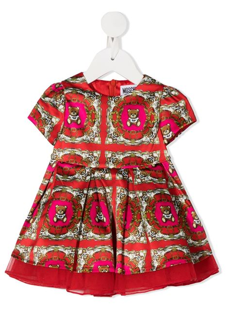 MOSCHINO KIDS | Dress | MDV08FLRB0683569