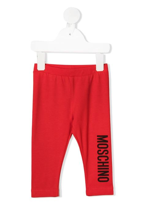 MOSCHINO KIDS | Leggins | MJP02BLBA1150109