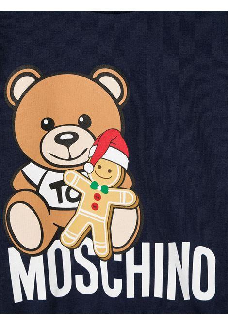 MOSCHINO KIDS | Sweatshirt | MMF03ELDA2240016