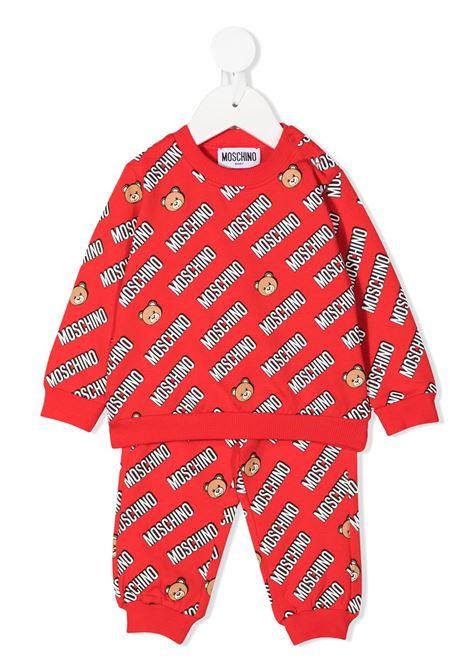 MOSCHINO KIDS   Suit   MMK02PLDB4583234
