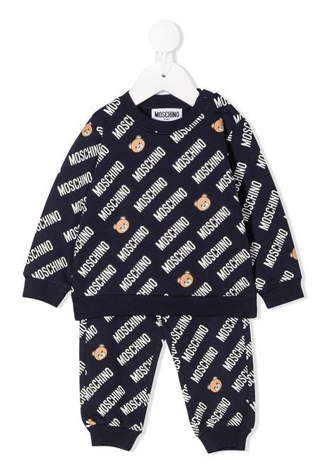 MOSCHINO KIDS | Suit | MMK02PLDB4583235