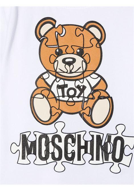 MOSCHINO KIDS   T-shirt   MNO000LBA1110101