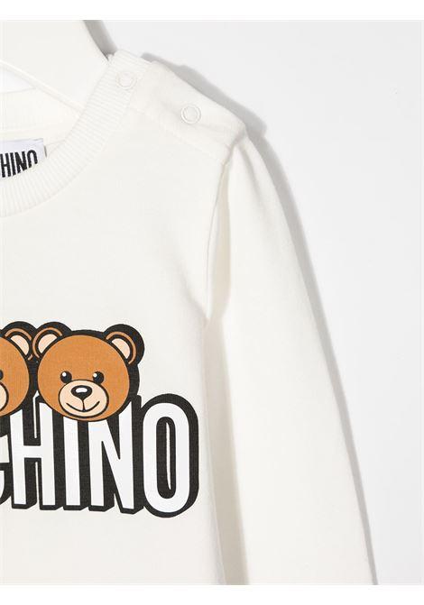 MOSCHINO KIDS   T-shirt   MOO000LBA2410063