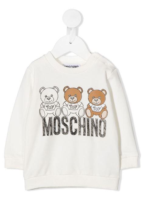 MOSCHINO KIDS | Felpa | MPF03ELDA1410063