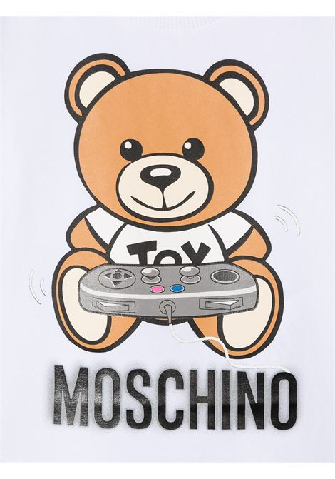 MOSCHINO KIDS | T-shirt | MPM02ALBA1210101