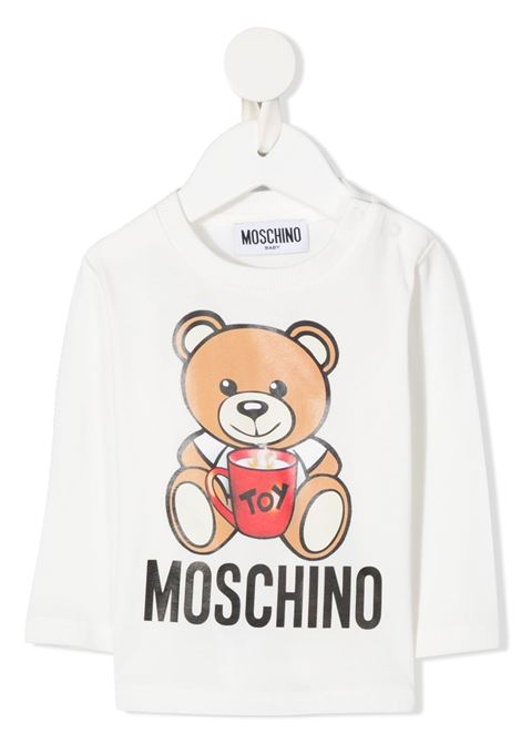 MOSCHINO KIDS | T-shirt | MPO000LBA1110063