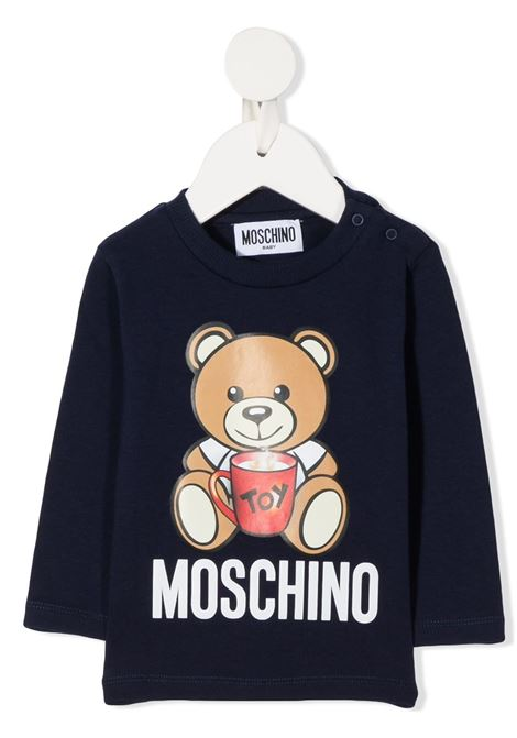 MOSCHINO KIDS | T shirt | MPO000LBA1140016