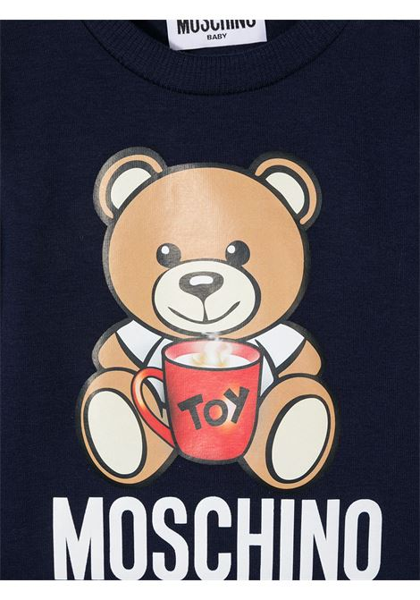 MOSCHINO KIDS | T-shirt | MPO000LBA1140016