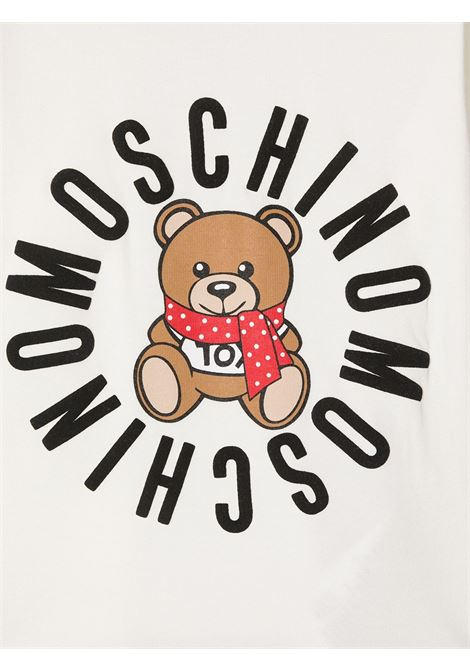 MOSCHINO KIDS   T-shirt   MQ0000LBA2310063