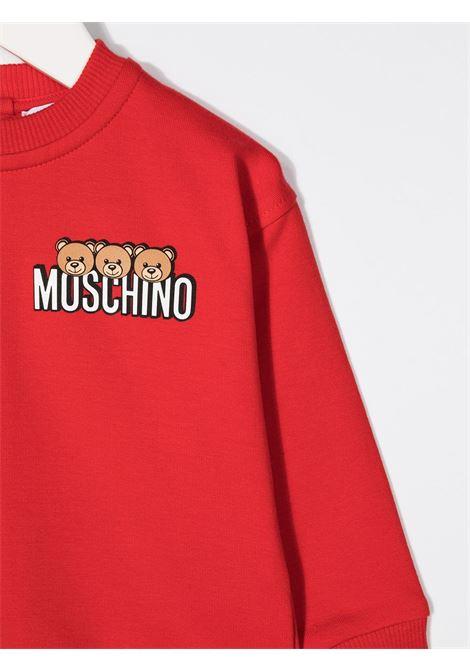 MOSCHINO KIDS | Sweatshirt | MQF02ZLDA2250109