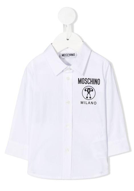 MOSCHINO KIDS | Shirt | MRC002LMA0110101