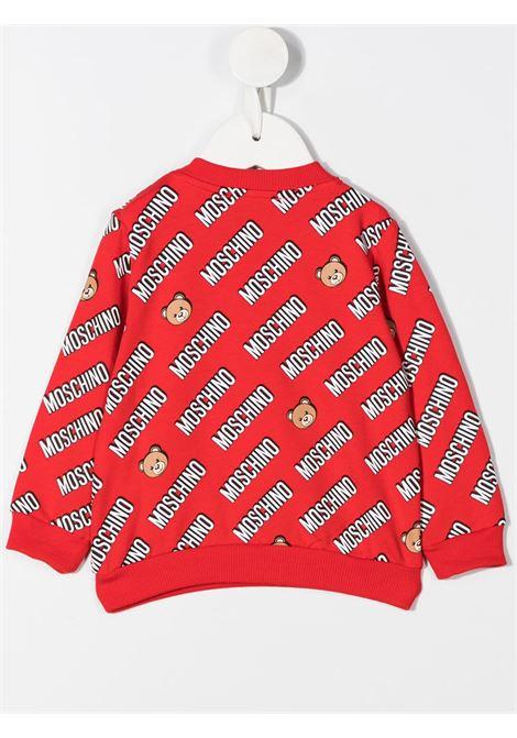 MOSCHINO KIDS | Sweatshirt | MRF03ELDB4583234