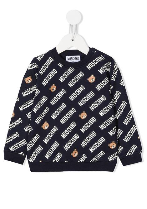 MOSCHINO KIDS | Sweatshirt | MRF03ELDB4583235