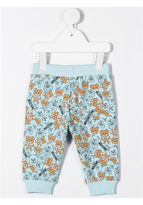 MOSCHINO KIDS | Trousers | MRP02ILDB4680006