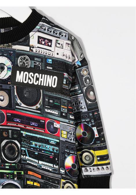 MOSCHINO KIDS | Sweatshirt | MTF02ZLCB1383776