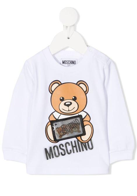 MOSCHINO KIDS | T shirt | MUO002LBA1210101