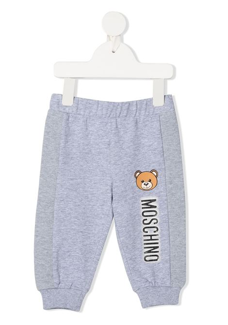 MOSCHINO KIDS | Trousers | MUP03HLDA1660901