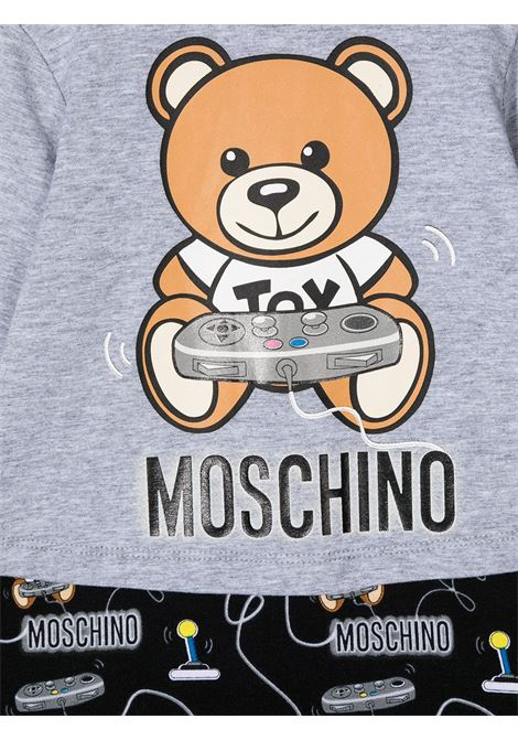 MOSCHINO KIDS | Mini Suit | MUT01PLBB3884502