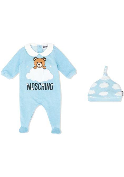 MOSCHINO KIDS | Set suit | MUY02XLCE0080436