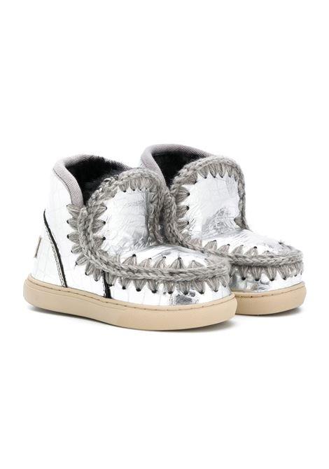 MOU KIDS | Shoes | FK111000CMIRSIL