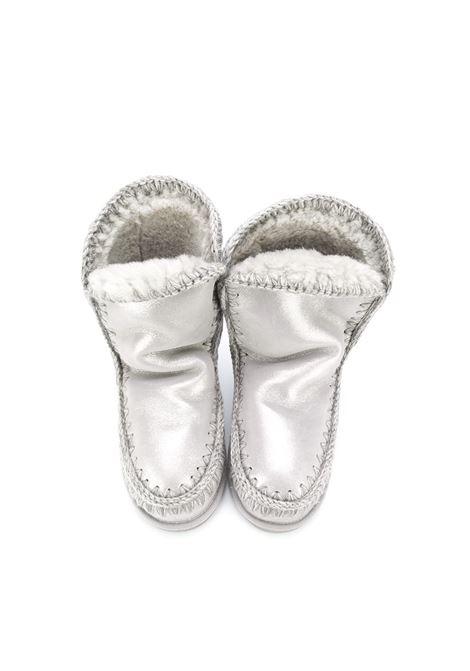 eskimo boot 24 cm limited edition MOU | Scarpe | FW1010000CMGSIL