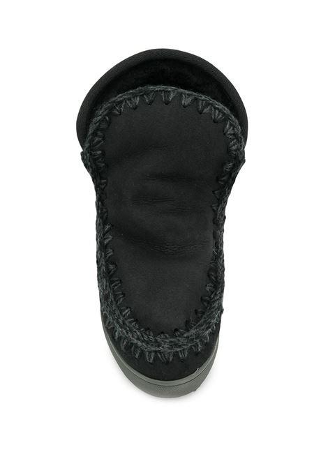 eskimo sneaker big metal logo MOU | Scarpe | FW111008ABKBK