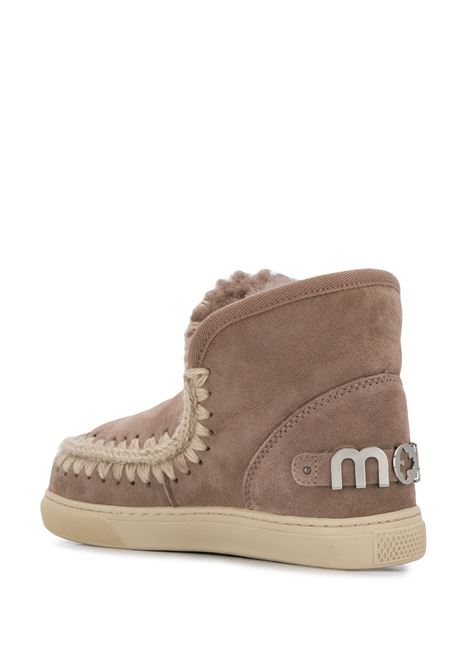 eskimo sneaker big metal logo MOU | Scarpe | FW111008AELGRY