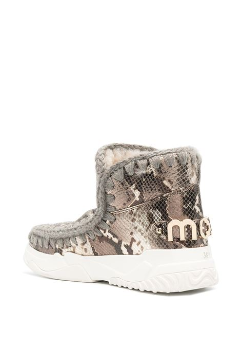 eskimo trainer limeted leather MOU | Scarpe | FW201005RPERDK