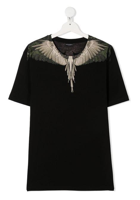 tshirt Marcelo Burlon camou wings Marcelo burlon   T shirt   MB11150010B010T