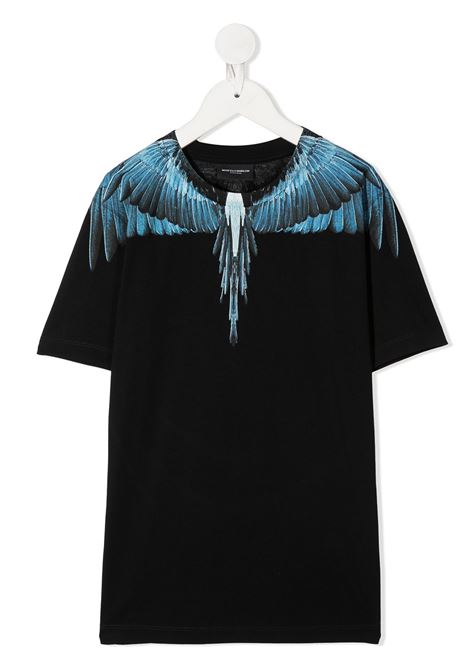 tshirt Marcelo Burlon  blue wings Marcelo burlon | T shirt | MB11180010B010