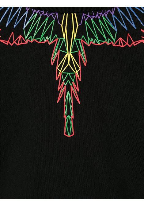 felpa cappuccio Marcelo Burlon Outlinee Wings Marcelo burlon | Felpa | MB21040020B010