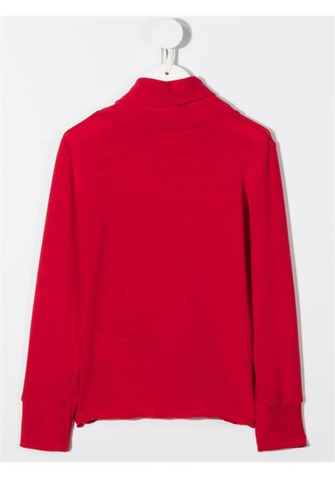 Mi mi sol | Sweater | MFTS030TS0342RED