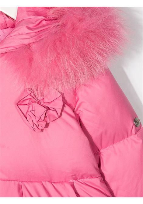 miss blumarine giubbino con collo pelliccia in tinta Miss Blumarine | Giubbino | MBL2797FU
