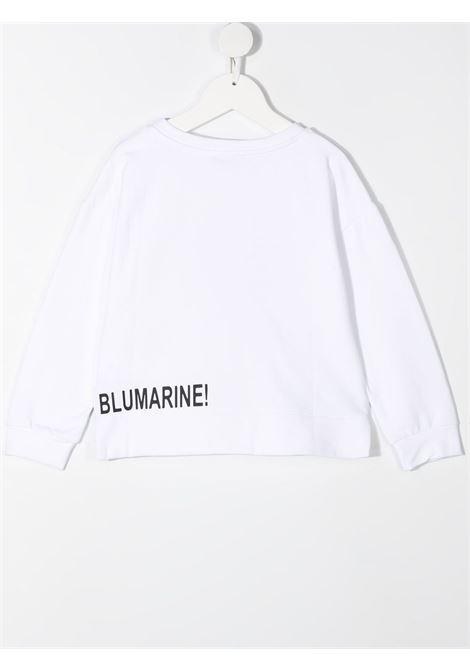 Miss Blumarine | Sweatshirt | MBL2956BI