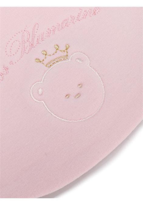 bavetta  miss blumarine con logo ricamato Miss Blumarine | Bavetta | MBL3038RO