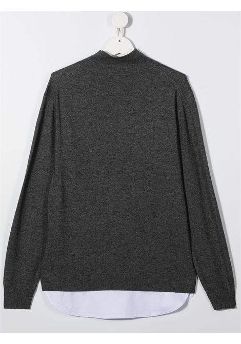 Paolo pecora | Sweater | PP2382ANTRT