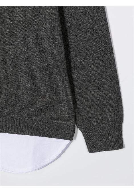 Paolo pecora | Sweater | PP2382ANTR