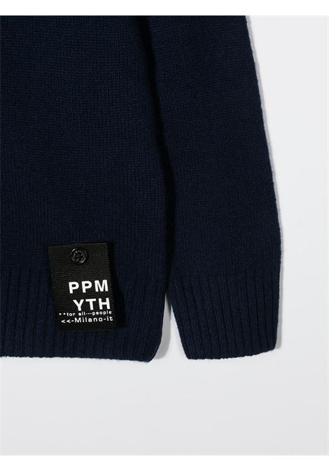 Paolo pecora | Cardigan | PP2390BLU