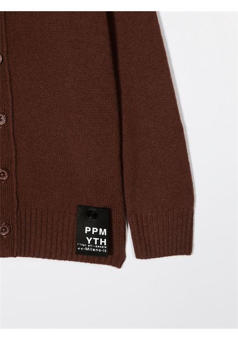 Paolo pecora | Cardigan | PP2390BRU