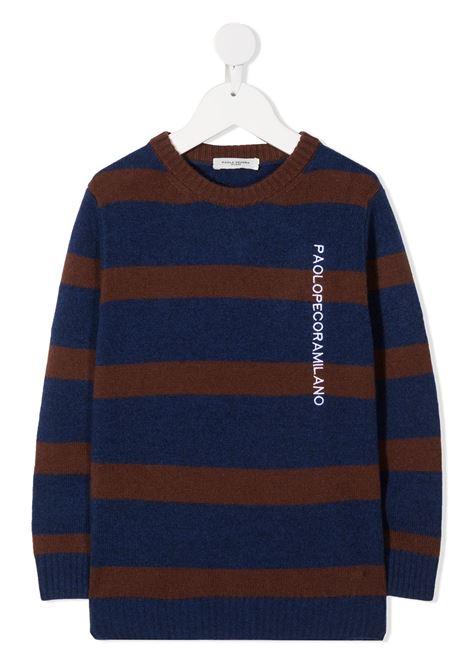 Paolo pecora | Sweater | PP2393BLU