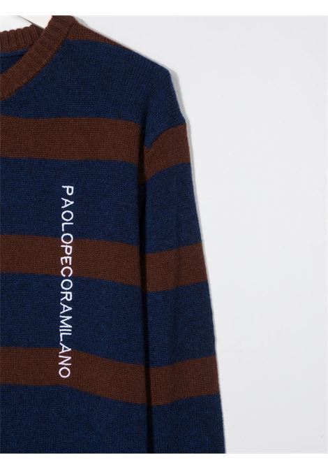 Paolo pecora | Maglia | PP2393BLUT